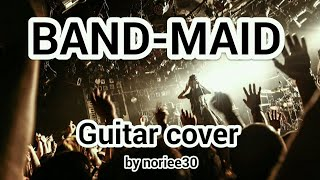 BAND-MAID  you.   cover
