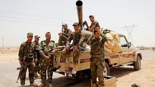 Iraqi Kurdish forces take Kirkuk, repel Islamic militants