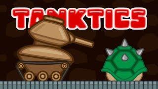 Супер Марио   Мультики про танки   Танкости #12