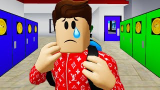 The New Kid At School! A Roblox Brookhaven Movie (Brookhaven RP)