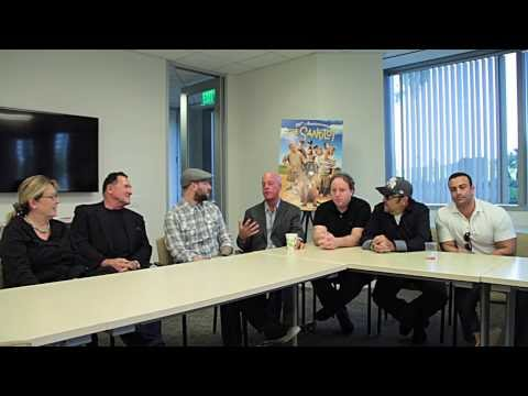 The Sandlot 20th Anniversary Cast Reunion  WaldenPonders Roundtable