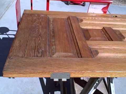 No Ugly Door Refinish-t 520 W Iris Chandler AZ | Need Painter