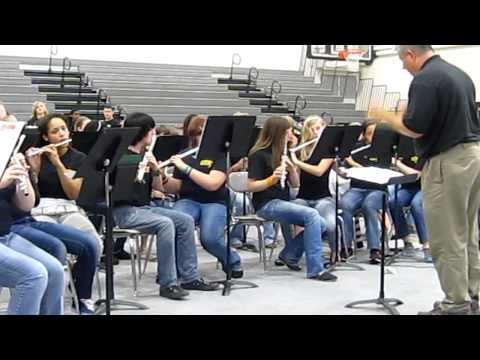 Four by Whitworth Buchanan Middle School Band
