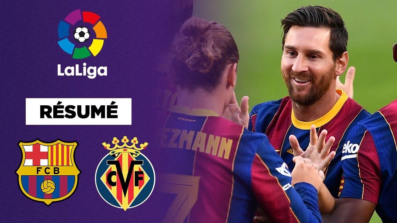 Download Résumé : Le Barça s'offre un carton pour sa rentrée, Ansu Fati en feu !