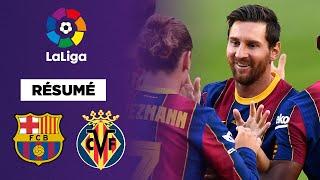 Résumé : Le Barça s'offre un carton pour sa rentrée, Ansu Fati en feu !