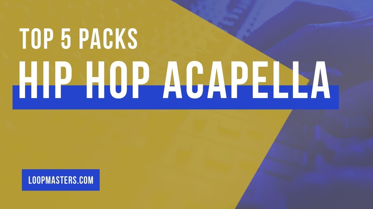 rap sample pack