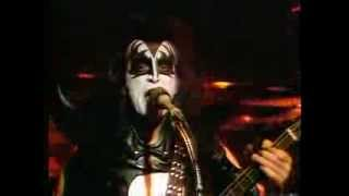 Kiss - Firehouse 1974 Mike Douglas HD High Quality