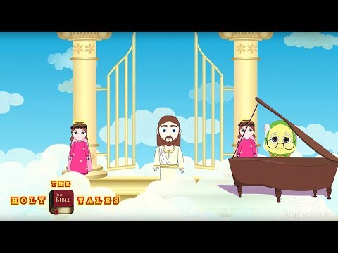 Jesus Bids Us I Bible Rhymes Collection I Bible Songs For Children  | Holy Tales Bible Songs