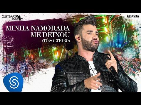 Gusttavo Lima - Minha Namorada Me Deixou (To Solteiro) - DVD 50/50 (Vídeo Oficial)