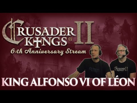 CK2: Anniversary Succession Game - King Alfonso VI of León