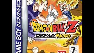 GBA: Dragon Ball Z  - Supersonic Warriors