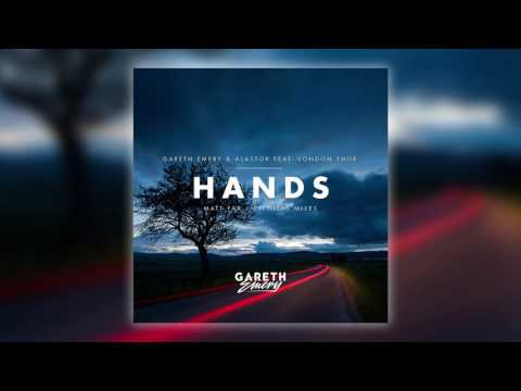 Gareth Emery & Alastor feat. London Thor - Hands (Matt Fax Extended Remix)