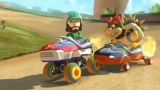 Mario Kart 8 - Shy Guy Falls [Screw the rules, I