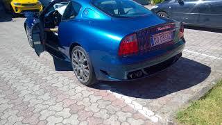 Maserati Gransport MC Victory Videos