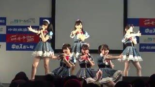 2015年11月23日 ポートメッセなごや ライブ2回目 AKB48チーム8(小栗有以...
