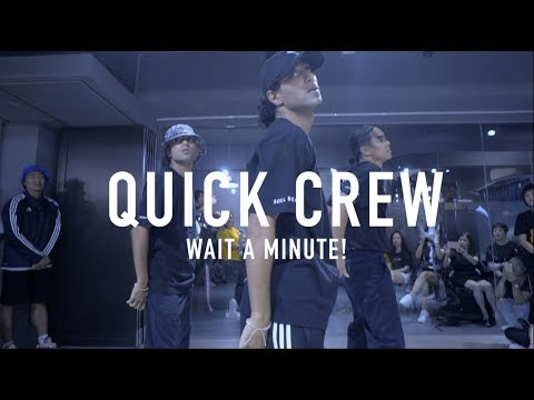 『QUICK CREW』Workshop @Willow Smith - Wait a Minute!/ 20180924