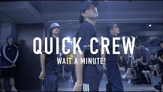 Download Lagu 『QUICK CREW』Workshop @Willow Smith - Wait a Minute!/ 20180924 mp3