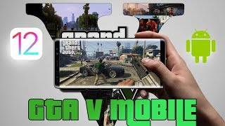 GTA 5 Mobile DOWNLOAD APK - GTA 5 Android & iOS