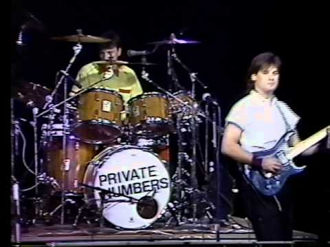 """Private Numbers """"Shy Girls"""" & """"It's Not Like Mine"""" (Live)"""