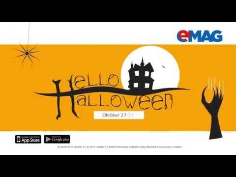 Hello Halloween! Kísértetiesen jó árakkal várjuk!