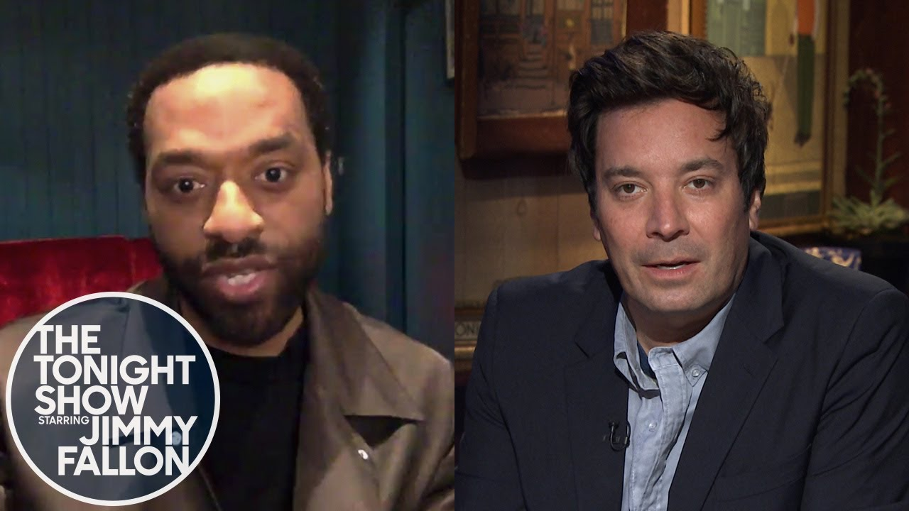ChiwetelEjiofor SharesHis Surreal Experience Traveling During the Pandemic
