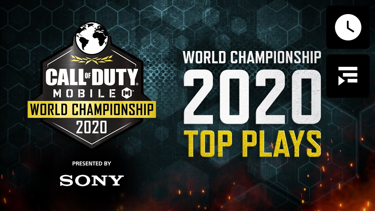 Call of Duty®: Mobile - World Championship 2020 Highlights - Qualifiers Top Plays