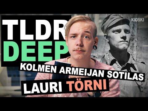 Lauri Törni - TLDRDEEP