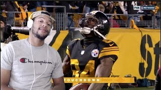 STEELERS VS  PANTHERS FULL GAME HIGHLIGHTS REACTION || DSTEW1KREACTS