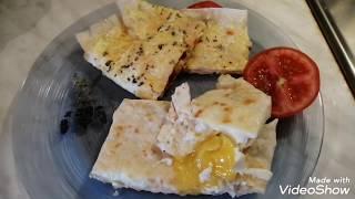 2 Закуски из Лаваша. Армянская Ёка!!! Быстрый и вкусный завтрак.