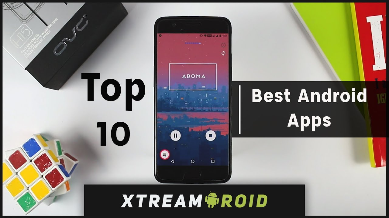 Best Android Apps 2018 - Top 10 Free Apps (March)
