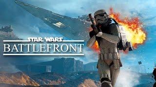 Star Wars Battlefront   Смешные моменты 2