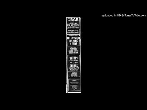 Television - Little johnny jewel live at CBGB'S (18/2/1976)