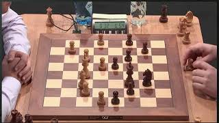 "GM Carlsen (Norway) - GM Shirov (Latvia) FF PGN ""Champions Derby"""