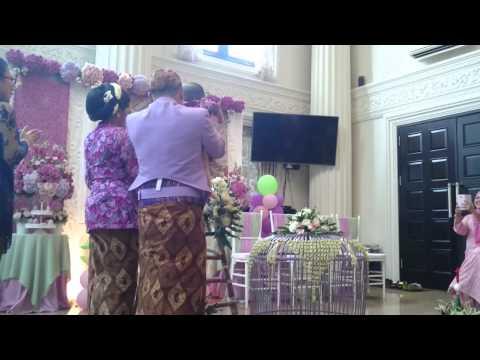 Video acara tedak siten ( turun tanah ) Arsy #2 ~ 22 Agustus 2015