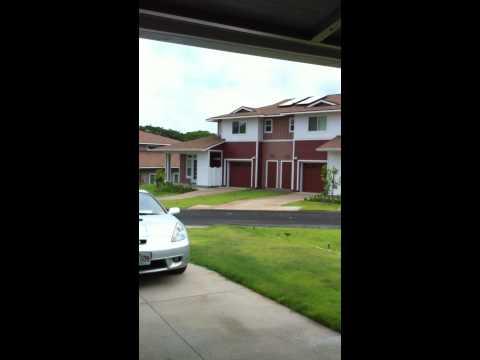 The New House AMR Housing Oahu, Hawaii