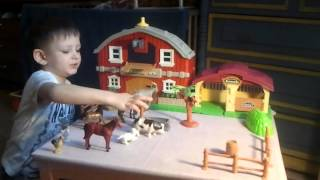 Ферма домашних животных