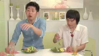 心と体がうるおい料理をお届けするインターネット番組「うるおい食堂」...