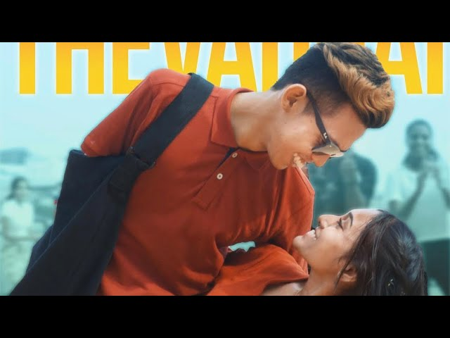 Zubir Khan   Thevadhai (OFFICIAL MUSIC VIDEO) - Rentak Angkasa