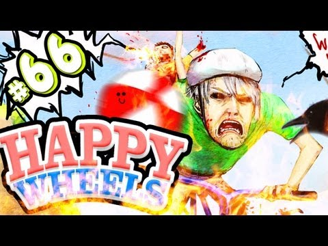 EVIL BENGT'S COMEBACK! - Happy Wheels - Part 66(6)