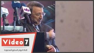 بالفيديو.. مصطفى السيد: نصف وفيات العالم سببها مرض السرطان