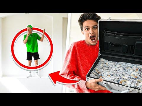 EXTREME $1000 HIDE N SEEK GAME