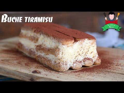 recette-de-la-bûche-de-noël-tiramisu