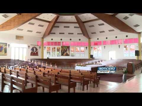 Nuevo párroco tiene la iglesia de Guadalupe