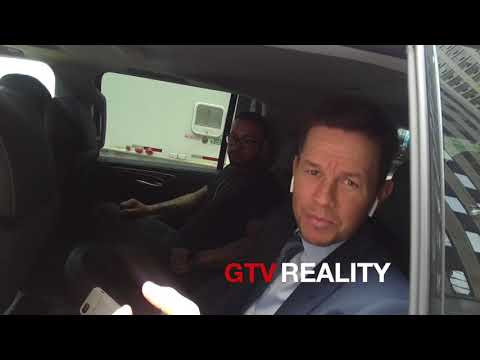 Mark Wahlberg offers to drop off my laundry on GTV Reality