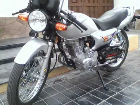 Negro *** Motomel Cg 150 - YouTube
