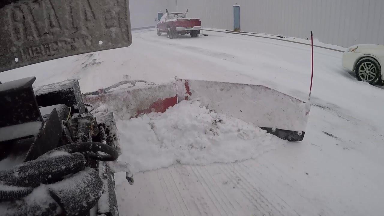 blizzard snow plow used [ 1280 x 720 Pixel ]