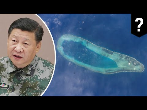 South China Sea: New PRC structure could be military - TomoNews