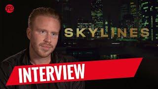 SKYLINES  Showrunner Dennis Schanz im Interview mit Sandra Rieß  FredCarpet
