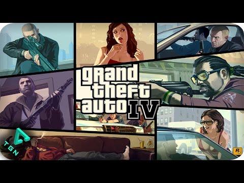 Random Games - Capitulo 24 - Grand Theft...