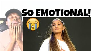 Ariana Grande - 'Somewhere Over the Rainbow' - One Love Manchester Reaction!!